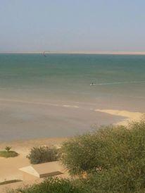 Kitesurfing spot Dakhla