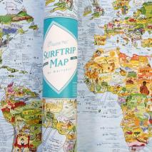 Mapa surf