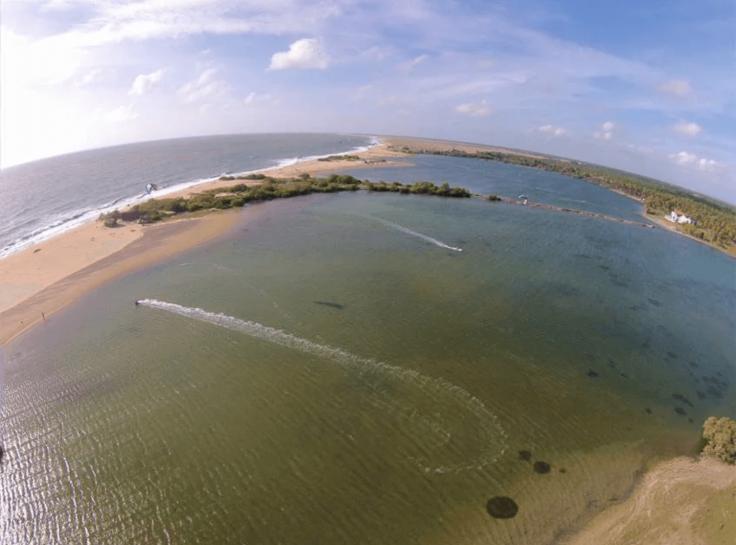 Kapalady lagoon