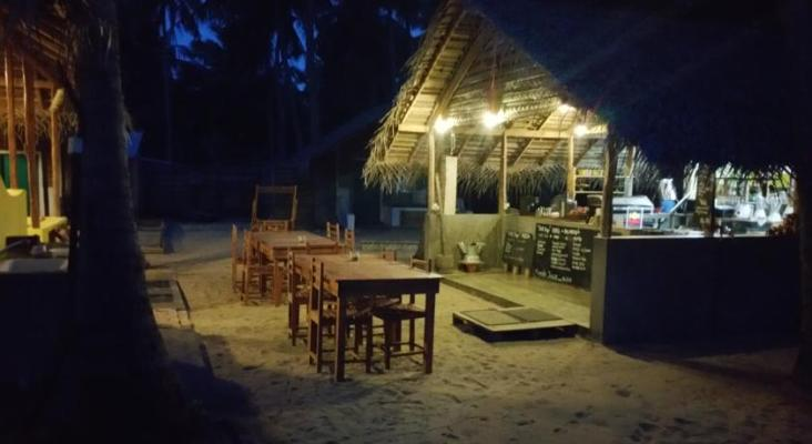 Salt bay kite resort restaurant