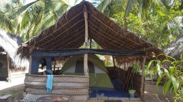 Tents Kitesurfing-Lanka