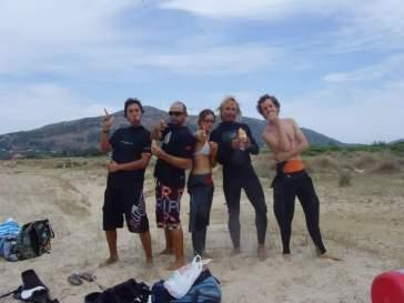 ITC's team Tarifa 2010
