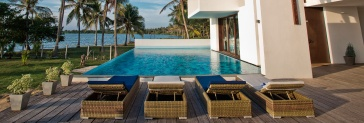 Villa sante swiming pool